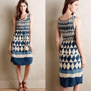 "Anthropologie ""Maeve"" Castallia Dress"